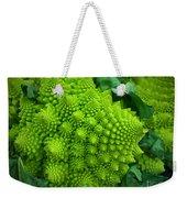 Roman Cauliflower Weekender Tote Bag