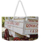 Roman Chewing Candy - Surreal Weekender Tote Bag