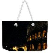 Roman Colosseum Weekender Tote Bag