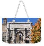 Roman Fall  Weekender Tote Bag