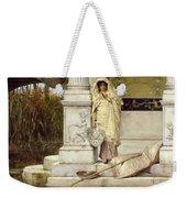Roman Fisher Girl Weekender Tote Bag