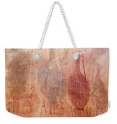 Roman Fresco Of Drink Pitchers, Herculaneum, Italy Weekender Tote Bag