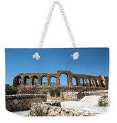 Roman Ruins Weekender Tote Bag