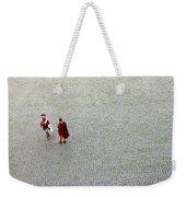 Roman Soldiers Weekender Tote Bag