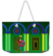 Roman Spring Weekender Tote Bag