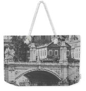 Roman Vintage Views Weekender Tote Bag