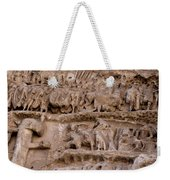Roman Wall Weekender Tote Bag