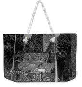 Roman Way Weekender Tote Bag