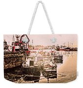 Romance In Howth Weekender Tote Bag