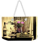 Romance In The Afternoon II Weekender Tote Bag