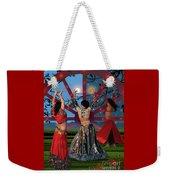 Romani Dance Weekender Tote Bag