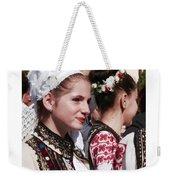 Romanian Beauty - 2 Weekender Tote Bag