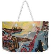 Romans 11 Weekender Tote Bag