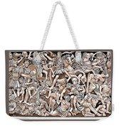 Romans And Barbarians Weekender Tote Bag