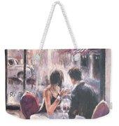 Romantic Meeting 3 Weekender Tote Bag
