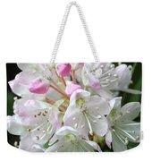 Romantic Rhododendron Weekender Tote Bag