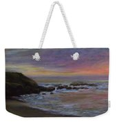 Romantic Shore Weekender Tote Bag