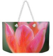 Romantic Tulip Weekender Tote Bag