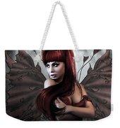 Romantic Vampire's Moon Weekender Tote Bag