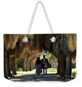 Romantic Walk 1870 Weekender Tote Bag