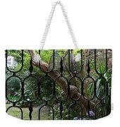 Romantic Yard Weekender Tote Bag