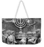Rome: Arch Of Titus Weekender Tote Bag