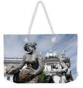 Rome Piazza Weekender Tote Bag
