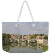 Rome Reflections Weekender Tote Bag