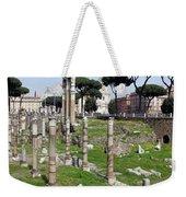 Rome Ruins Weekender Tote Bag