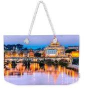 Rome - St Peter  Weekender Tote Bag