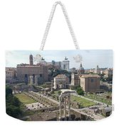 Rome The Old New World Weekender Tote Bag