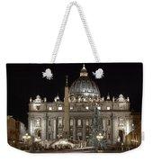 Rome Vatican Weekender Tote Bag