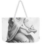Rome: Vestal Virgin Weekender Tote Bag