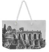 Rome Views Weekender Tote Bag