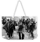 Romeiros Pilgrims Weekender Tote Bag