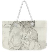 Romeo And Juliet, With Friar Lawrence Weekender Tote Bag