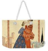 Romeo And Juliette Weekender Tote Bag