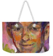 Ron Paul Art Impressionistic Painting  Weekender Tote Bag
