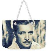 Ronald Colman, Hollywood Legend Weekender Tote Bag