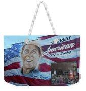 Ronald Reagan 1 Weekender Tote Bag