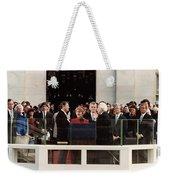 Ronald Reagan Inauguration - 1981 Weekender Tote Bag