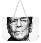 Ronald Reagan Weekender Tote Bag