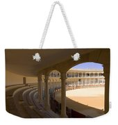 Ronda Bullring The Real Maestranza De Caballeria  Weekender Tote Bag