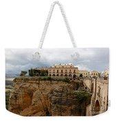 Ronda Spain- The Puente Nuevo Weekender Tote Bag