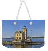 Rondout Light Weekender Tote Bag