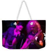 Ronnie Romero 25 Weekender Tote Bag