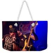 Ronnie Romero 3 Weekender Tote Bag