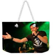 Ronnie Romero 46 Weekender Tote Bag