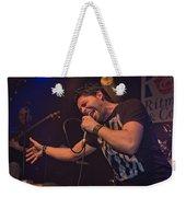 Ronnie Romero 5 Weekender Tote Bag