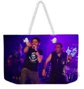 Ronnie Romero 56 Weekender Tote Bag